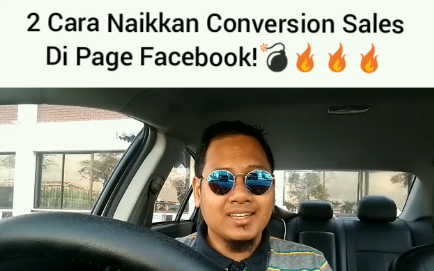 cara-naikkan-conversion-sales-facebook-2018